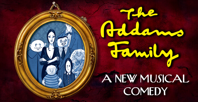 The Addams Family The Musical – Audition Workshops