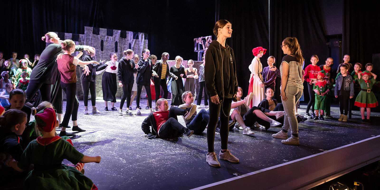 Arts1 Evening & Weekend Class: Acting