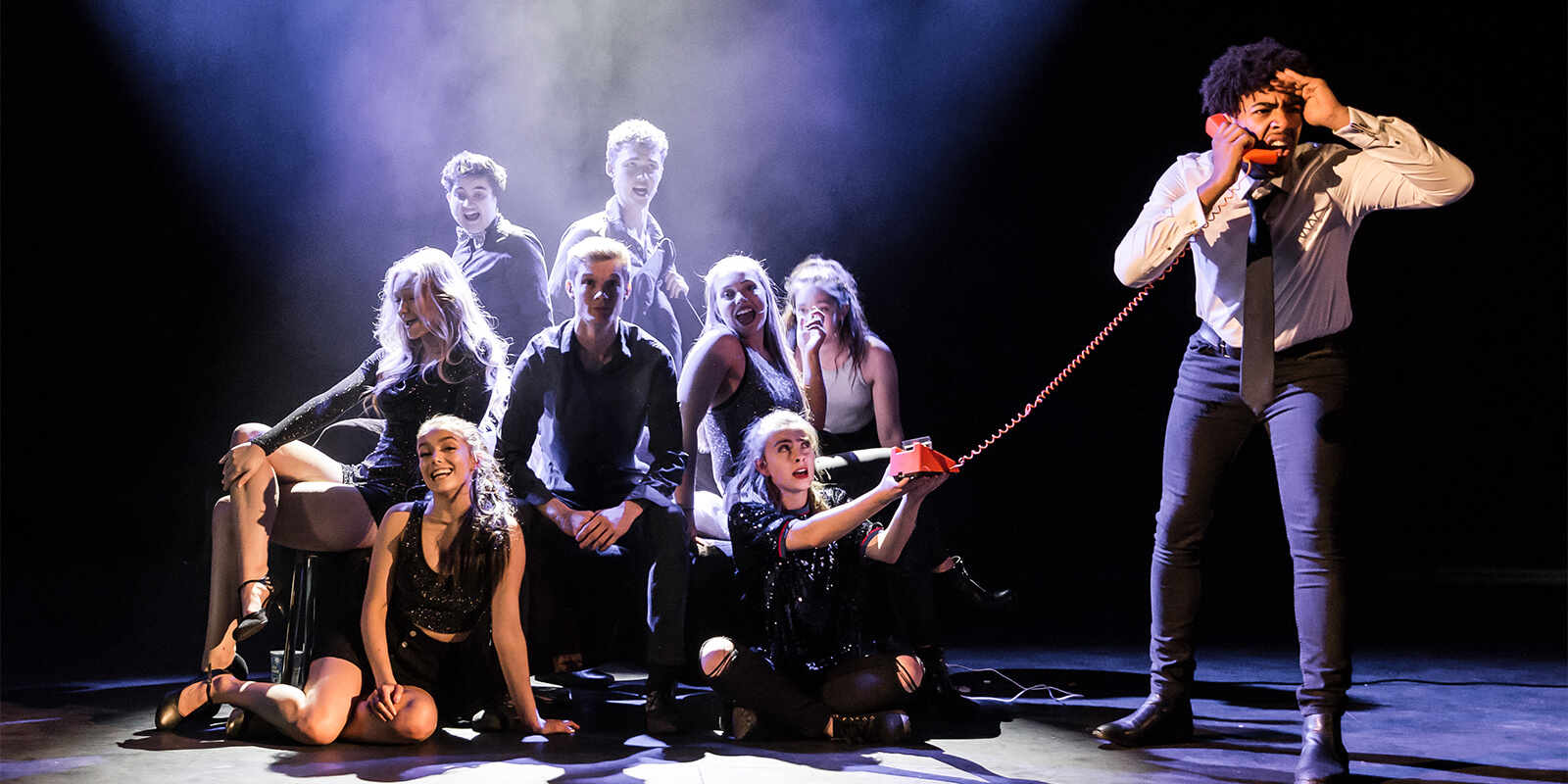 Arts1 Evening & Weekend Class: Sixth Form Musical Theatre Course