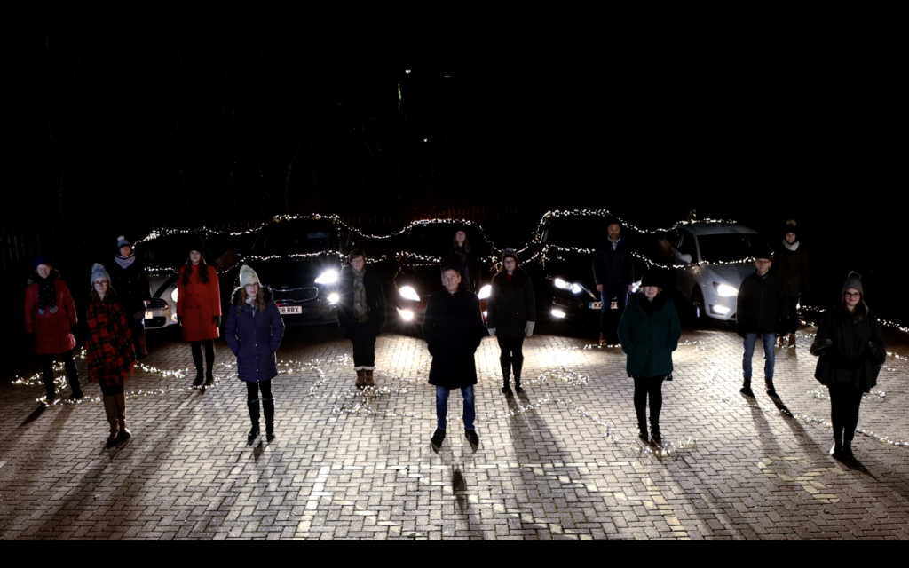 The Car Park Choir