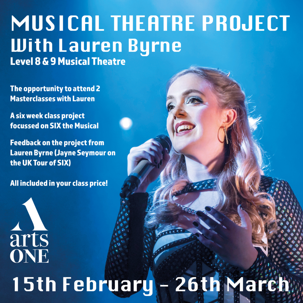 MT Project with Lauren Byrne